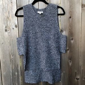 Madewell Open Side Sweater Vest